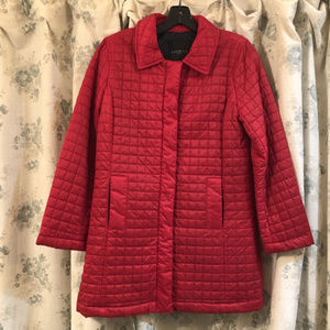 Talbots Quilted Coat - PM